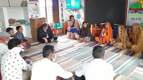 Visit to Halol and Kalol for UDAAN Programme