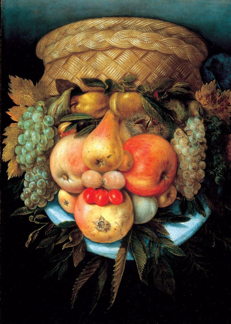 imagen de cesta de frutas
