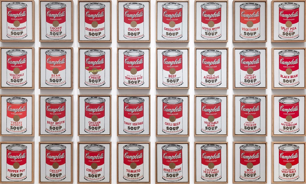 Campbell´s Soup Cans