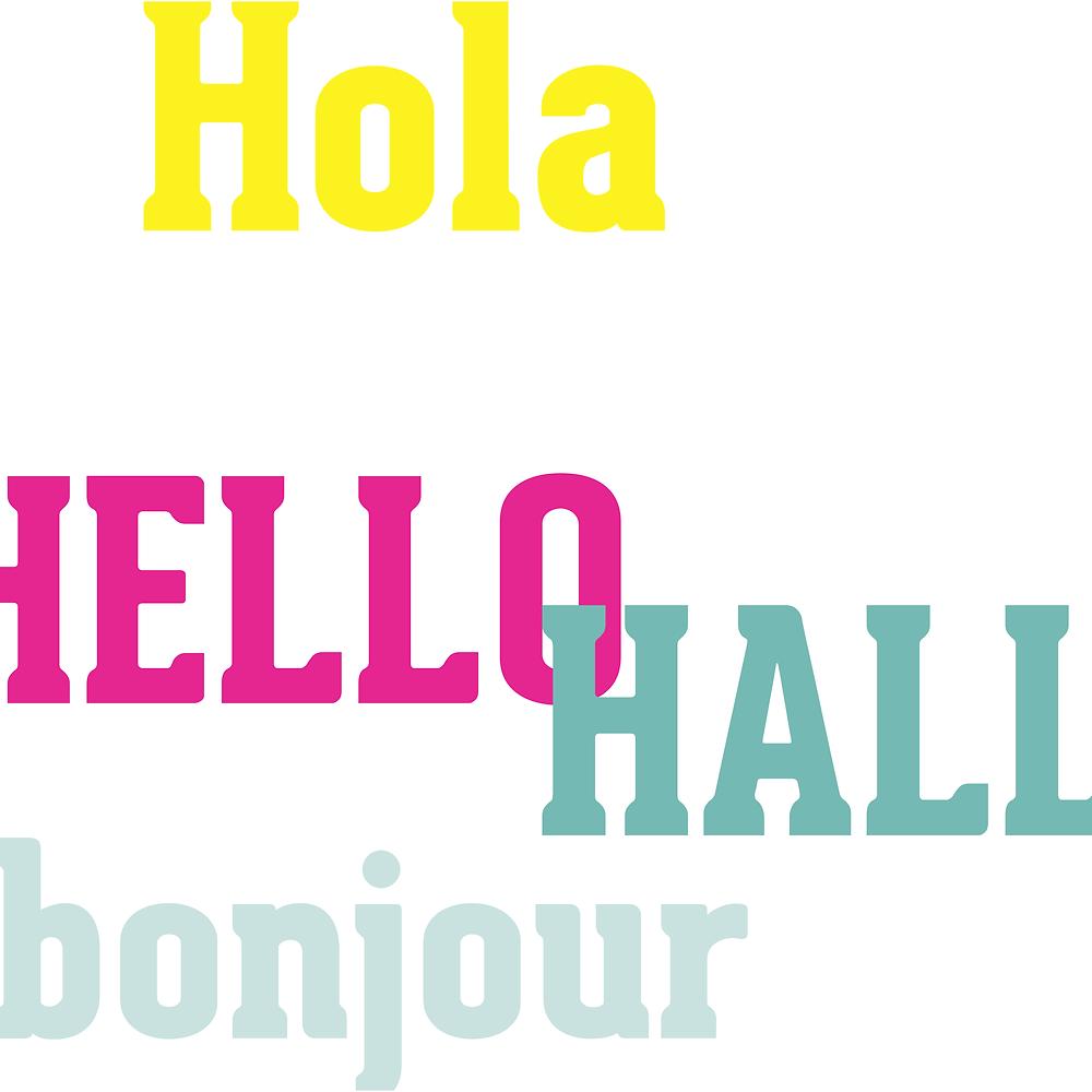 LANGUAGES HELLO