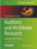 auditory and vestibular research