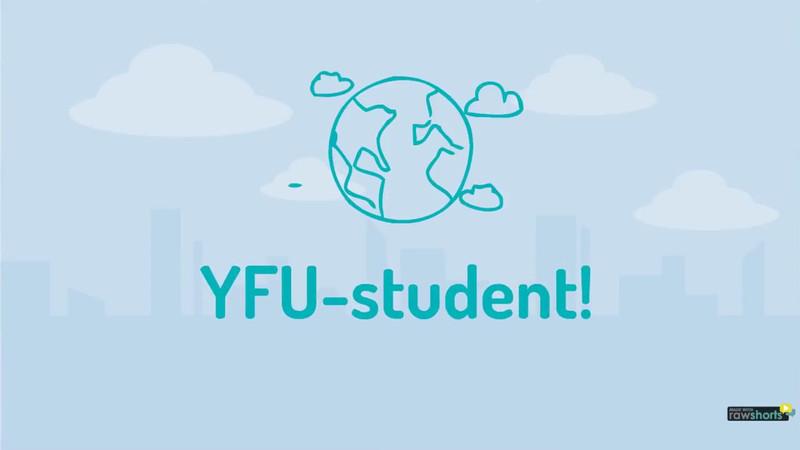 Hur bli jag en YFU student?