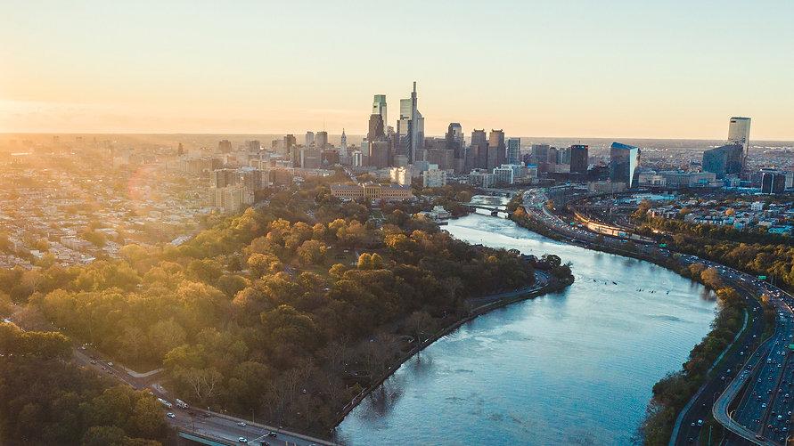 philadelphia-skyline-aerial-sunrise-elev