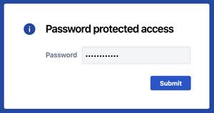 password access Jira user management