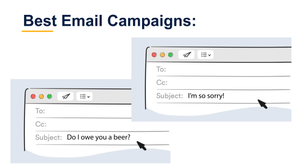 Best Email Campaigns Subject Lines