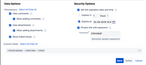 Share for Jira Links Securely