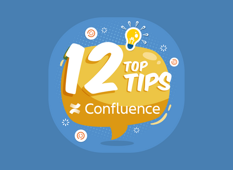 Top 12 Tips for Confluence