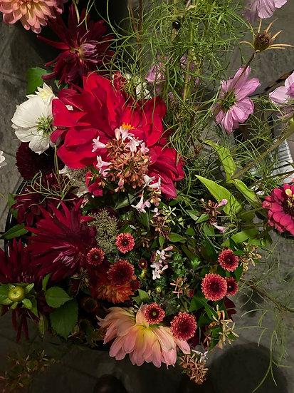 Bouquet de la semaine à la maison