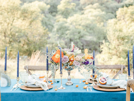 How to Chose your Perfect Wedding Color Pallet