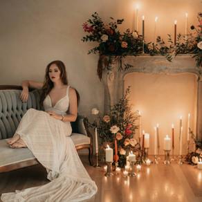 Enchanted Forest Styled Shoot | Oak Atelier in Conroe, Texas