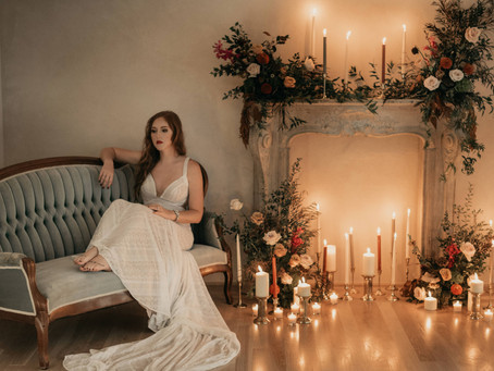 Enchanted Forest Styled Shoot | Oak Atelier in Conroe, Texas