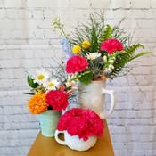 Mug Vases