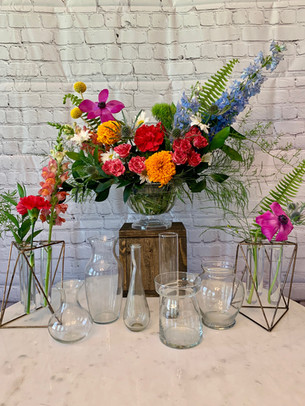 Vase Assortment