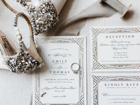 A Complete Guide to Wedding Stationary