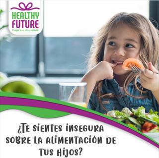 Aclara tus dudas sobre la alimentacin de tus hijos