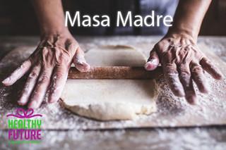 Clase para hacer pan de masa madre