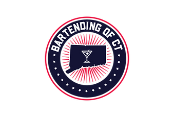 Logo for bartending of ct