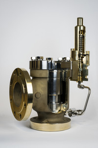 Broady Pilot Operated Valve