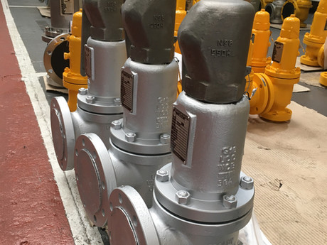 Valve Support from Broady Flow Control