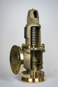Broady Type 3500 Safety Valve