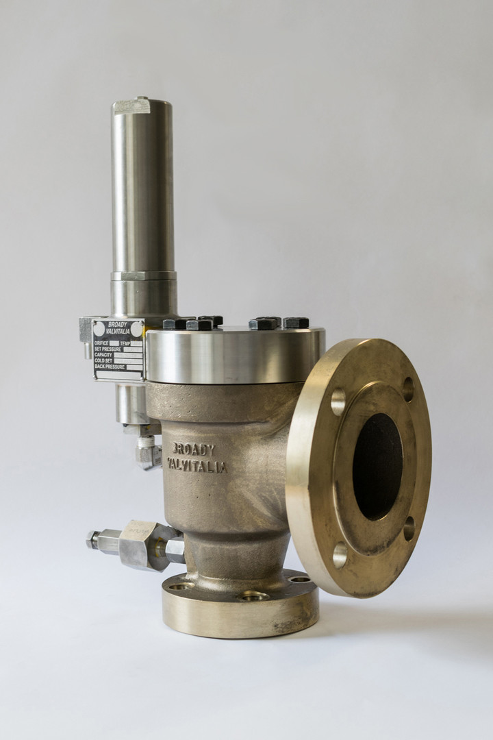 Broady Type 4000 Pilot Operated Valve
