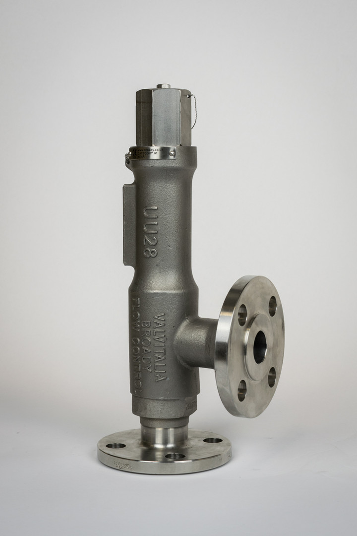 Broady Type 3600 Safety Relief Valve
