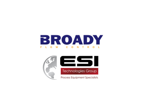 Broady Flow Control selected to supply valves on Irish Pharmaceutical Plant Upgrade