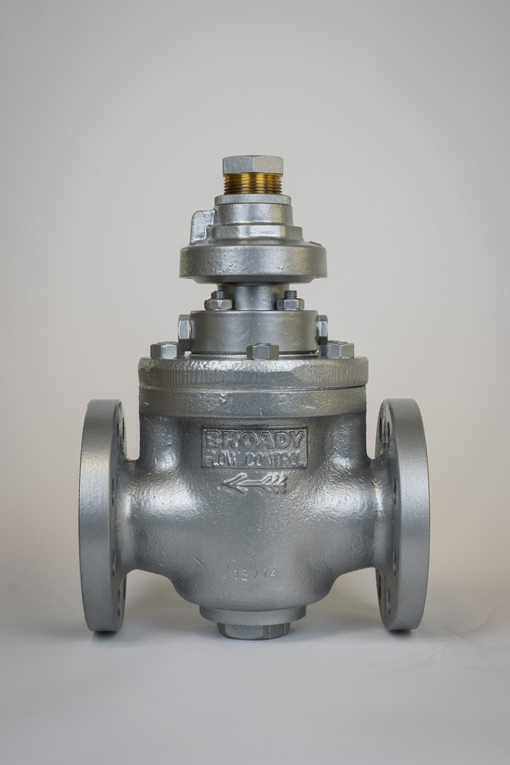 Broady Type B2 Pressure Reducing/Regulating Valve