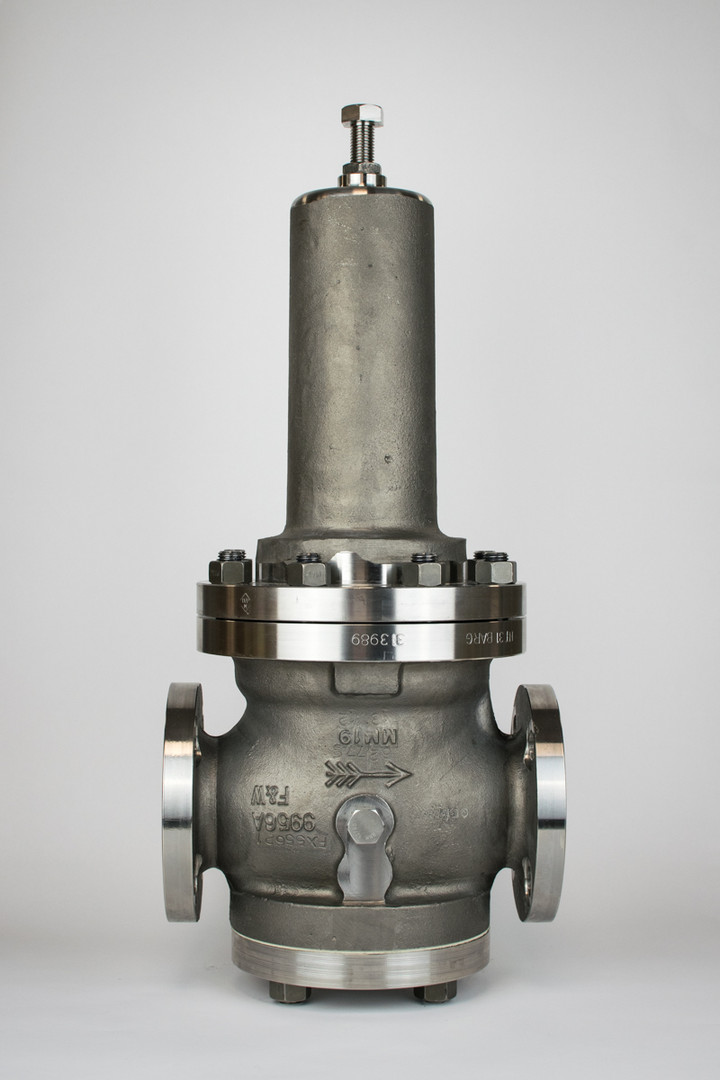 Broady Type W1 Pressure Reducing/Regulating Valve