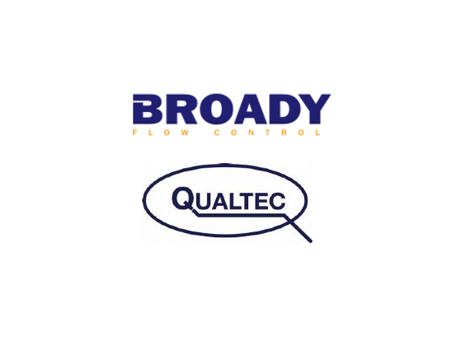 New Broady Flow Control and Qualtec Controls Agreement