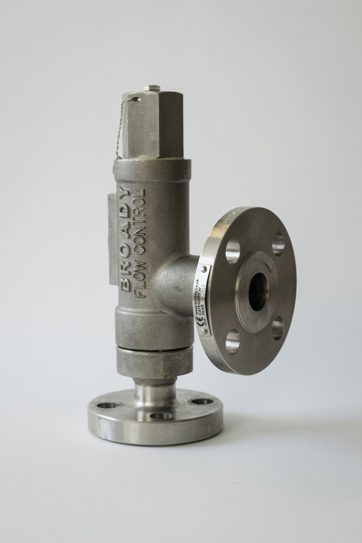 Broady Type 2600 Safety Relief Valve