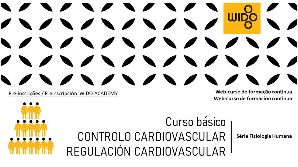 Controlo Cardiovascular / Regulación Cardiovascular