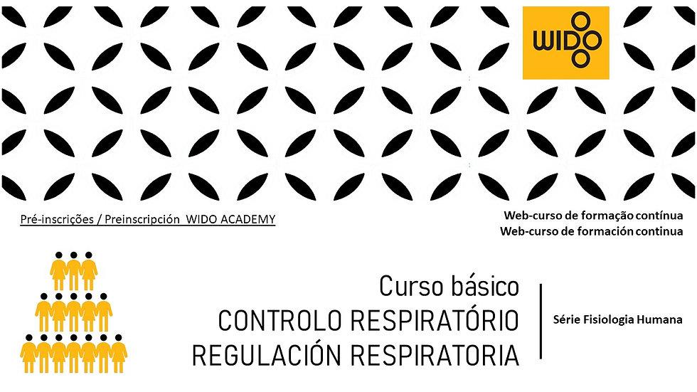 Controlo respiratório / Regulación respiratoria