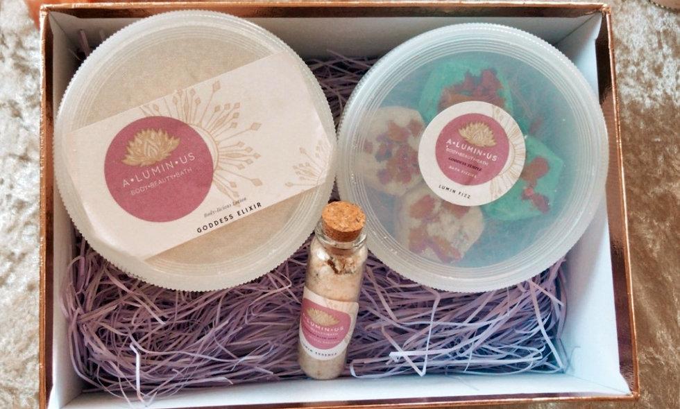 Goddess Elixir Gift Pack