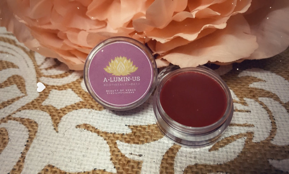 Aphrodite's Tinted Kiss Pots - summer scents