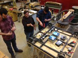 Installing MK I wiring harness