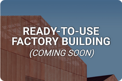 Ready-to-use Factory Building