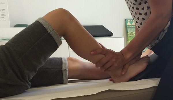 Ostéopathie Nîmes sans manipulation