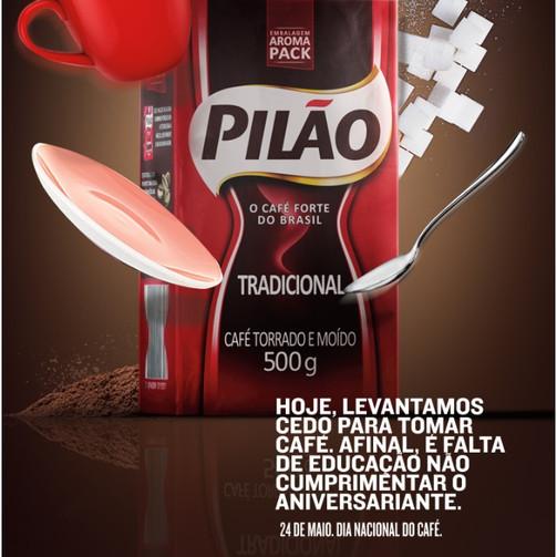 Titulos • Café Pilão