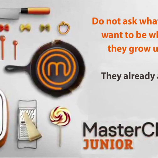 Titulos • Master Chef Juniors