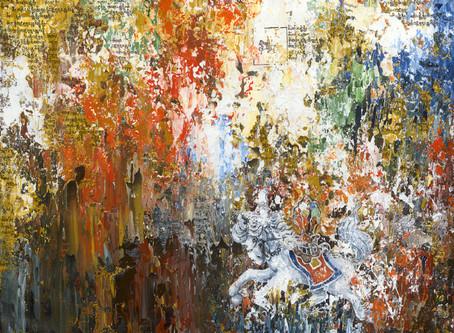 #北京城市艺术博览会# 画廊推介【丹之宝】