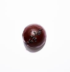 Pâtisserie Artisanale Lune Sésame Noir