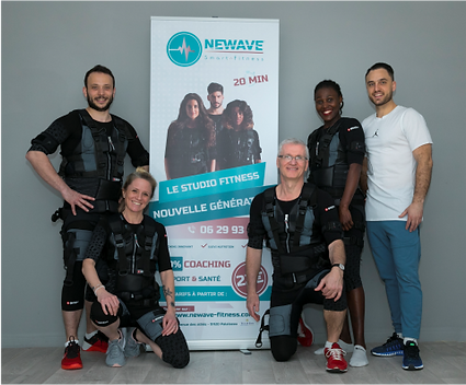 Stage sportif- Newave Fitness
