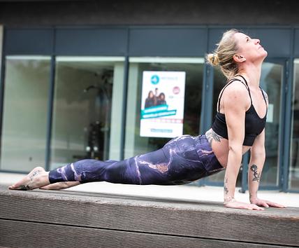 Cours de yoga - Newave Fitness