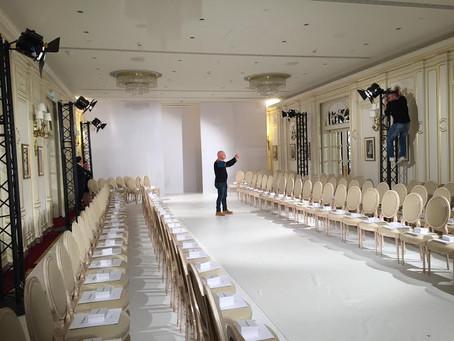 Défilé de Mode - Fashion Week - Paris