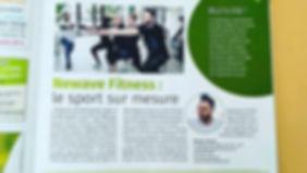 Newave Fitness - Palaiseau Mag