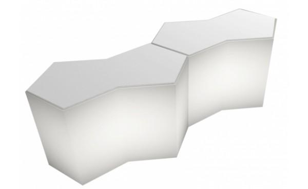 Plastique - Blanc