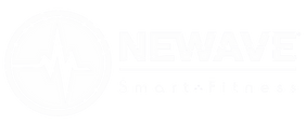 Newave Fitness logo blanc