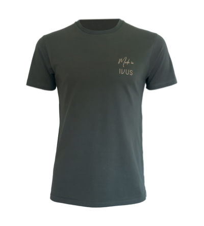 Made In IVUS t-shirt khaki