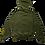 Thumbnail: Hoodie Dark Green